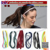 Hair Weaving Elastic Head Bands Girls School Sports Gym Dance Products (P1035)