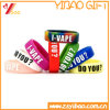Custom Size and Custom Logo Silicone Tape Ring