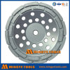 Double Row Diamond Cup Wheel for Concrete