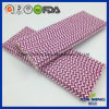 Party Decoration Eco Friendly Purple Paper Straw