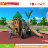2017 Outdoor Playground Equipment Slide Kids Playground (HD17-014C)