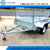 High Quality Fully Welded Box Trailer