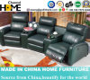 Home Cinema Recliner Leather Three Seat Sofa with Music Player (HC051)