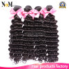 6A Unprocessed Curly Brazilian Virgin Hair Extension Deep Wave 100% Human Hair Weaving Weft