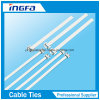 High Quality Metal Releasable Type Cable Ties in Heavy Duty