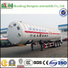China Cryogenic Liquid CO2 Semi Trailer Tanker