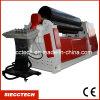 High Precision 4 Roller Bending Machine, Rolling Sheet Metal Become Arc Shape
