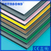 Refractable Aluminum Panel for Cladding and Facade