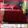 Microfiber Check Pattern Solid Bed Sets Df-8817