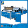 Automatic Toilet Paper Rewinding Machine Change Jumbo Roll Into Paper Reel Business Opportunity 2017