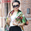Fashion Digital Printed Silk Satin Scarf