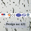 PVC Laminated Gypsum Ceiling Board with Aluminum Foil Backing631
