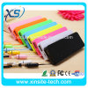 Super Slim Perfume Mobile Phone Power Bank 5600mAh Portable External Battery Charger Powerbank Pack (XST-P026)