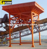 30m3 Stationary Type Simple Hopper Discharge Bulk Cargo