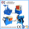 Less Investment Waste Tire Recycling Line with Rubber Cutters and Rubber Crusher