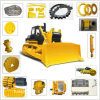 Shantui Bulldozer Underecarriage Spare Parts Track Roller Idler Carrier Roller