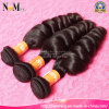 Stronge Weave and Double Weft Natural Hair Color Indian Loose Wave Hair