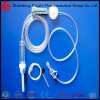 Disposable Precision Infusion Set with Filter for Single Use