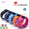 Promotion Gift Waterproof Smart Silicone Bracelet with Fitness Tracker ID100