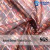 Extremely Rich Stereo Feeling Stripes Organza Fabric for Printed