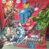 Good Quality Heat Transfer Printing Captain America Small Size Blanket
