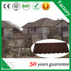 Lightweight Building Material High Temperature Resistant Stone Coated Metal Roof Tile