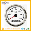 1PC 85mm Tachometers 0-6000rpm Revolution Meters with Backlight for Auto Ships Agricultural Machinery Construction Machinery