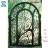 High Quality Crafted Wrought Single Iron Gate 027