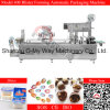 Plastic Cups Jelly Beverage Filling Sealing Machine