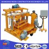 Manufacturer Supply Qt4-28 Small Egg Laying Mobile Sand Fly Ash Hollow Paving Curbstone Solid Cement Concrete Brick Making Machine with Block Mould for House