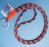 Stripe Rainbow Customized Rope Round Cotton Neck Strap