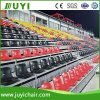 New Dismountable Seating System Outdoor Grandstand with Plastic Seats Jy-715