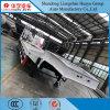 4-Axle Heavy Duty Low Bed Semi Trailer for Heavy Equipment