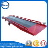 Ce Certification Steel Mobile Loading Ramps with 10 Ton Capacity