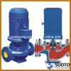 Single Stage Single Suction Circulation Inline Pump (ISG)