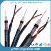 Test to 3GHz 75 Ohms CCTV Video Coaxial Cable Rg59