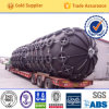 3.3*6.5m Rubber Fender with Tires and Chain Marine Fender