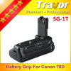 Travor New Sg-1t Smart Battery Grip for Canon 70d by Installing Our APP Via Bluetooth Connection