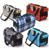 Quality Grid Pet Shoulder Carriers Dog Mesh Outdoor Window Bags