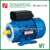 MY Series Single Phase TEFC Electric Motor