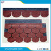 Fish Scale Style Fiberglass Reinforced Asphalt Shingles for Roofing