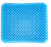 Gel Cushion, Cooling Pad, Double Thick Big Gel Seat Cushion, Honeycomb Design Gel Seat Cushion for ...