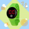 Cheap Wholesale Custom Colors Silicone LED Watches for Kids