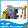 Wenzhou Manufacturer Outdoor Playground Equipment Slides (QL14-132D)