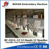 Industrial Sequin & Chenille Embroidery Machine 612