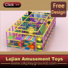 ISO9001 Hot Style Environmental Indoor Playground (ST1415-4)
