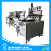 Automatic Plastic Lunch Box Cover Screen Printing Machine