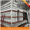 Wall and Slab Aluminium Formwork System with High Concrete Pouring Rate