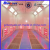 Paint Booth Heaters/Auto Repair Equipment with Deisel Burner Italyn for Auto Refinish