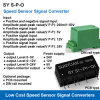Low Cost Rotating Speed Signal Acquisition Transmitters